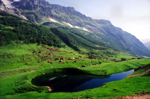 Best Places To Travel in Kashmir