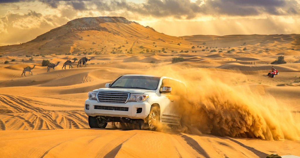 Best Adventures to Do in UAE