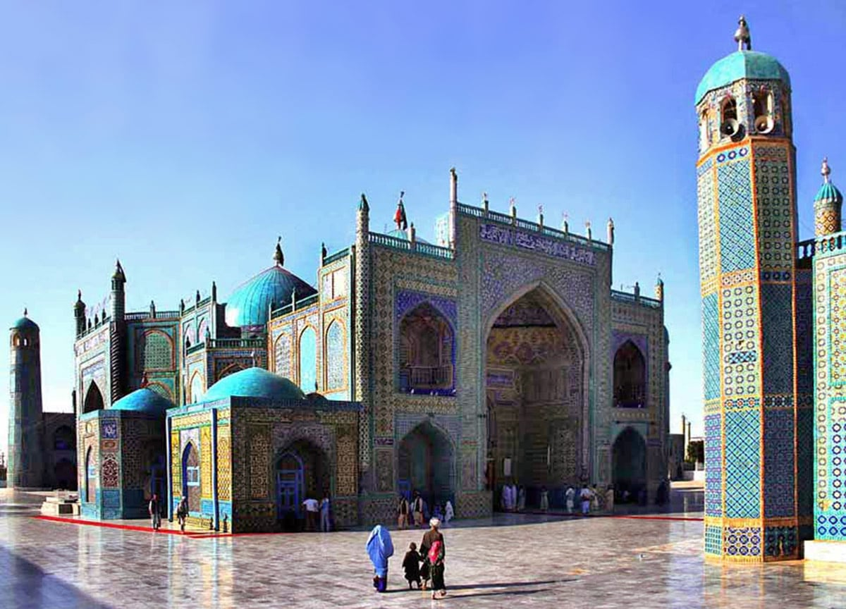 Top 5 Places in Afghanistan Travel - #Travel